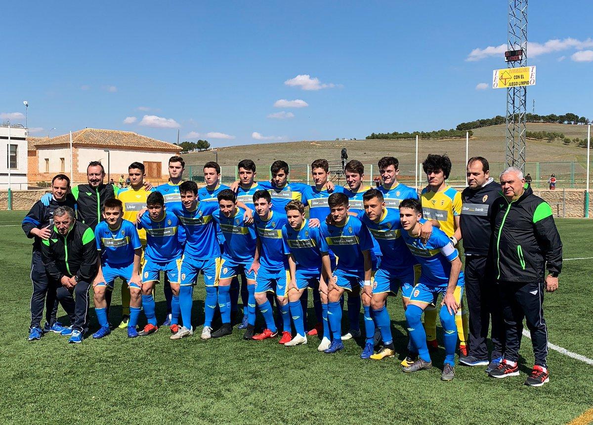 Pelayo Morilla, con la Selección asturiana sub 18 (Foto: Federación de Fútbol del Principado de Asturias)