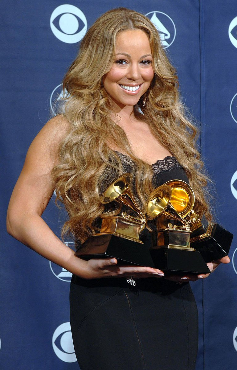 #GrammyAwards 2006  Best Contemporary R&amp;B Album &quot;The Emancipation of Mimi&quot; Best R&amp;B Song &quot;We Belong Together&quot; Best Female R&amp;B Vocal Performance &quot;We Belong Together&quot;  @MariahCarey  #14YearsOfTheEmancipationOfMimi<br>http://pic.twitter.com/8Po3Pgi5ce