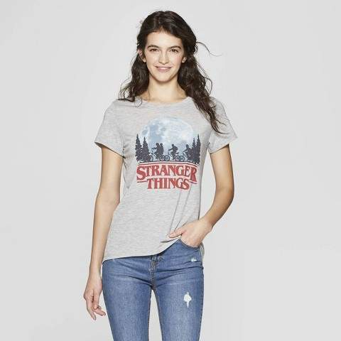 Grab your Stranger Things tee to show your love! https://shopstyle.it/l/1Y5K #affiliate #StrangerThings3 #fashion