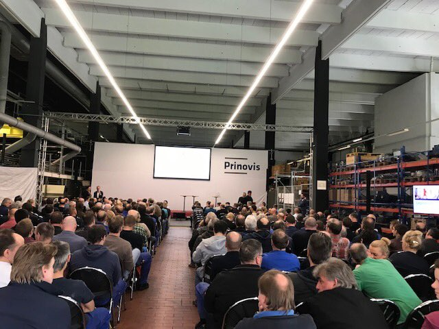 f259e40be9e29b RT  ThomasRabe  The last Bertelsmann Management Report this year -- today  at the Prinovis plant in Ahrensburg. On stage with new Bertelsman…