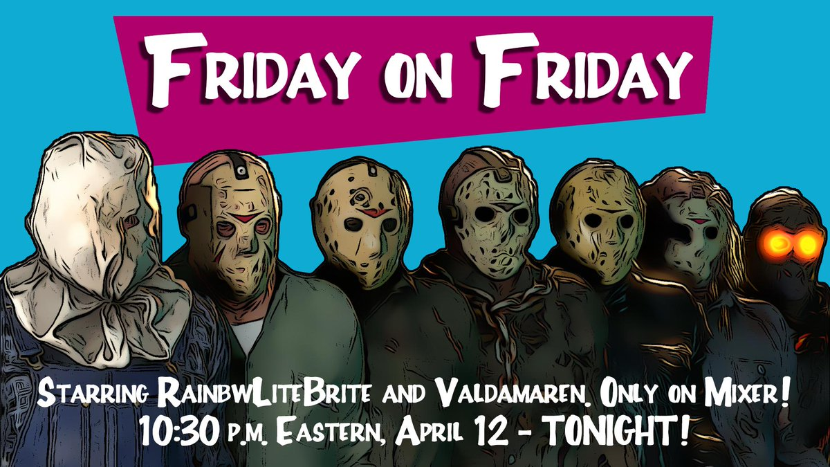 375e70d9b Friday The 13th Game (@Friday13thGame) | Twitter