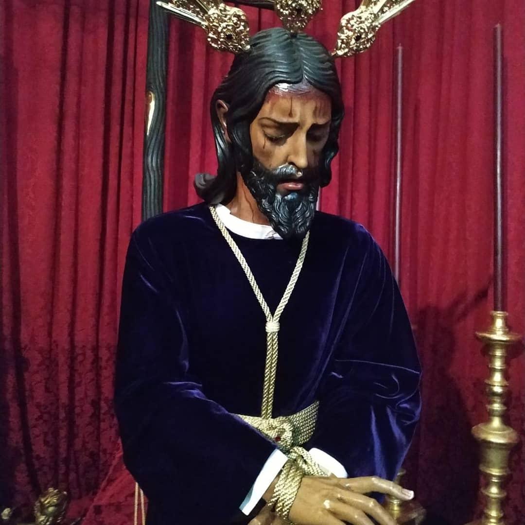 Foto cedida por Hermandad Cristo de Los Gitanos