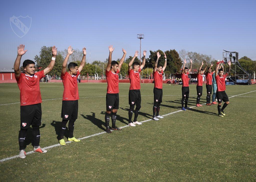 Copa de la Superliga: Empató la Reserva