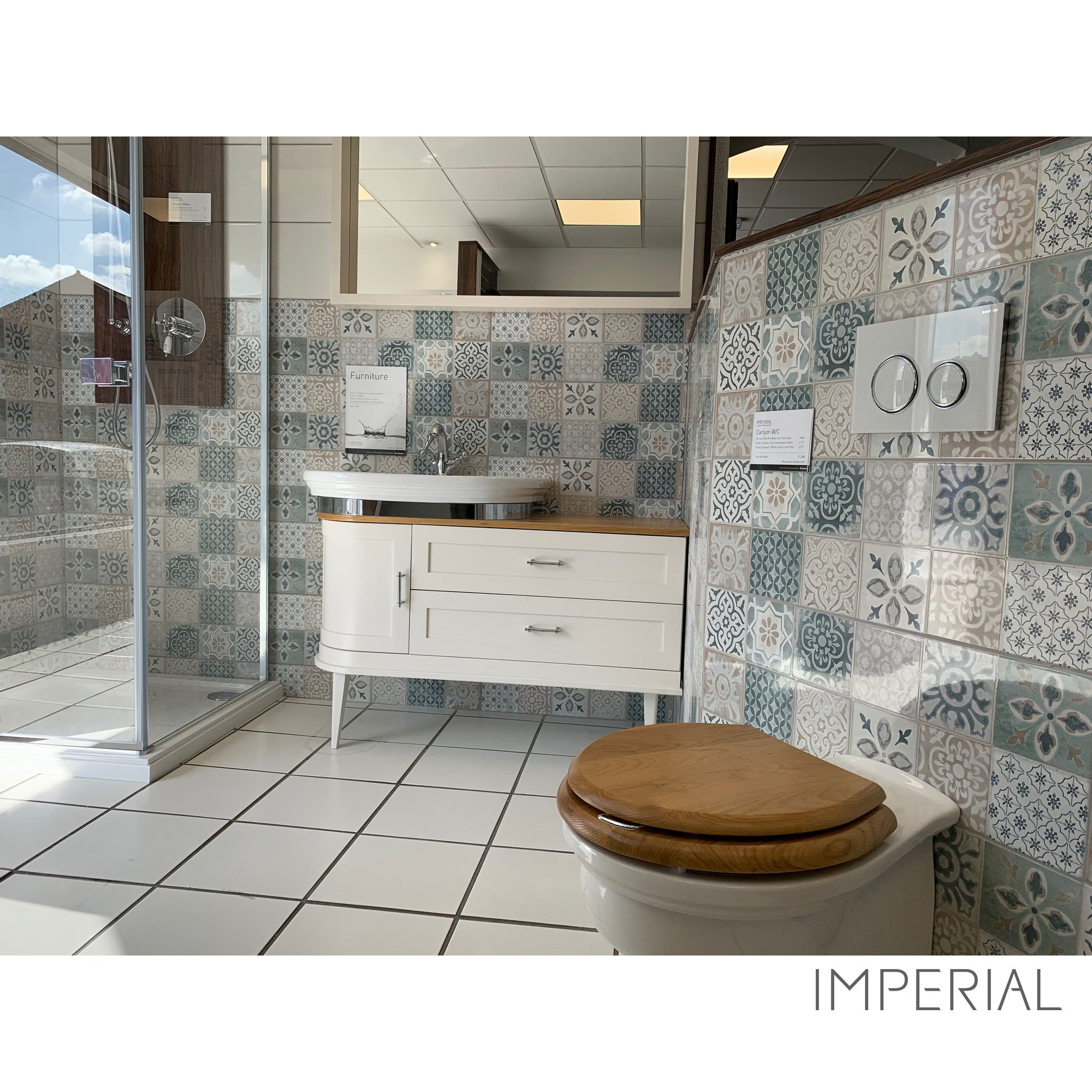Imperial Bathrooms On Twitter A