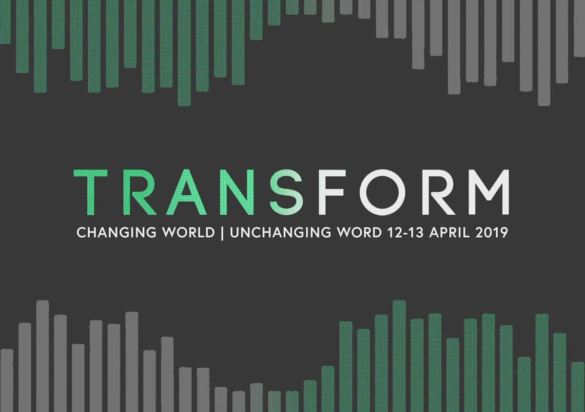 Looking forward to playing at this tonight. I'm doing 2 sets- early one at 6.45 and Late Night Extra at 9.45. #transform2019 #pciyoungadults
