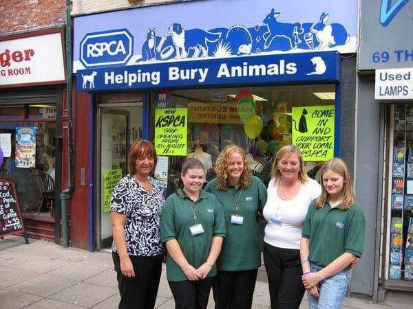 I have a feeling 'the animals of Bury' would have been a better choice.