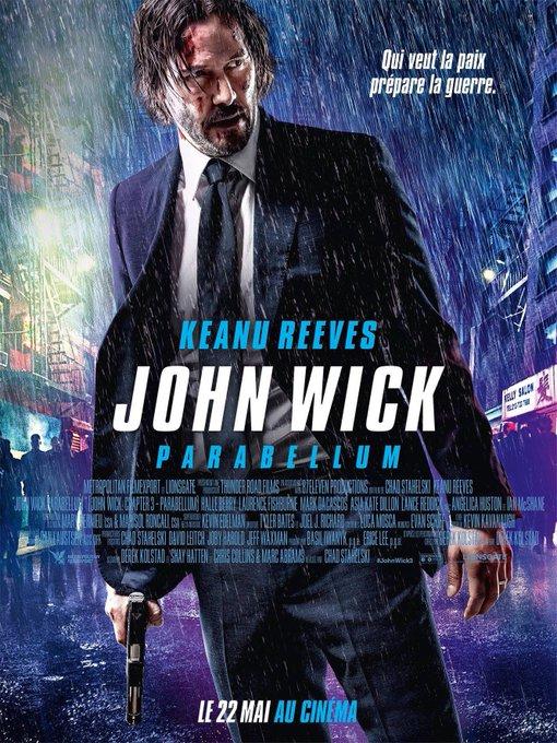 #JohnWick3 Photo