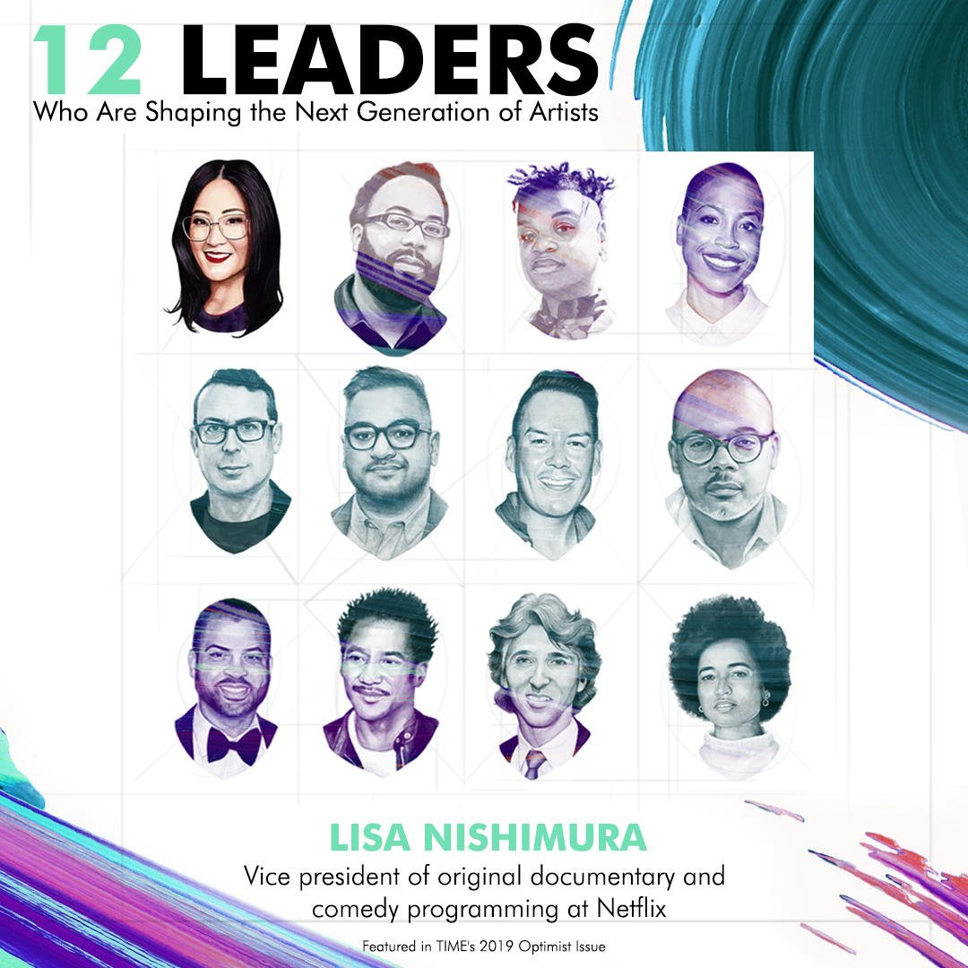 Theyve got next. Check out these 12 emerging leaders who are shaping the next generation of artists. Next up... Lisa Nishimura