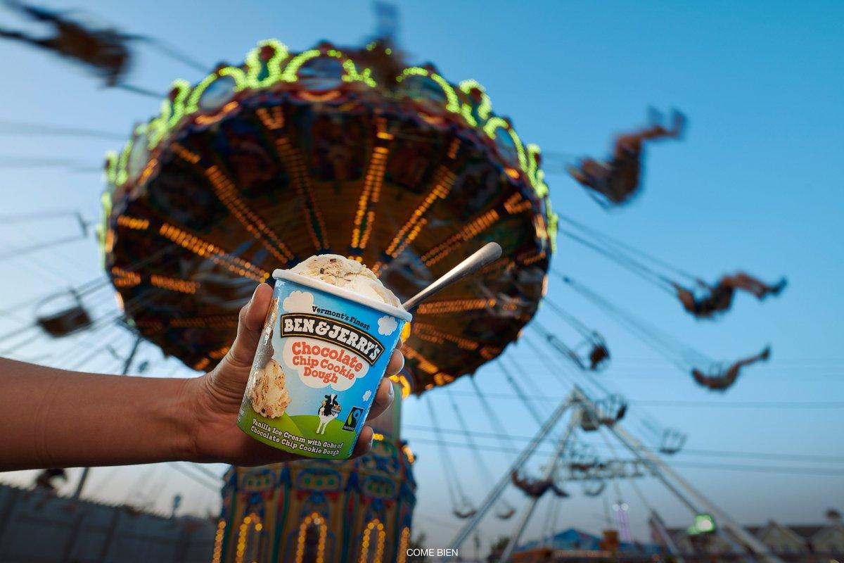 ¡Congela el fin de semana con helado y deliciosos chunks para celebrar el #DíaDelHelado ✌💙! https://t.co/enMQwsOWT2