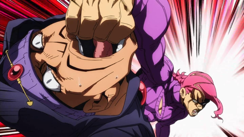 クソやかましいぞ! #jojo_anime https://t.co/s65g5UIfWR