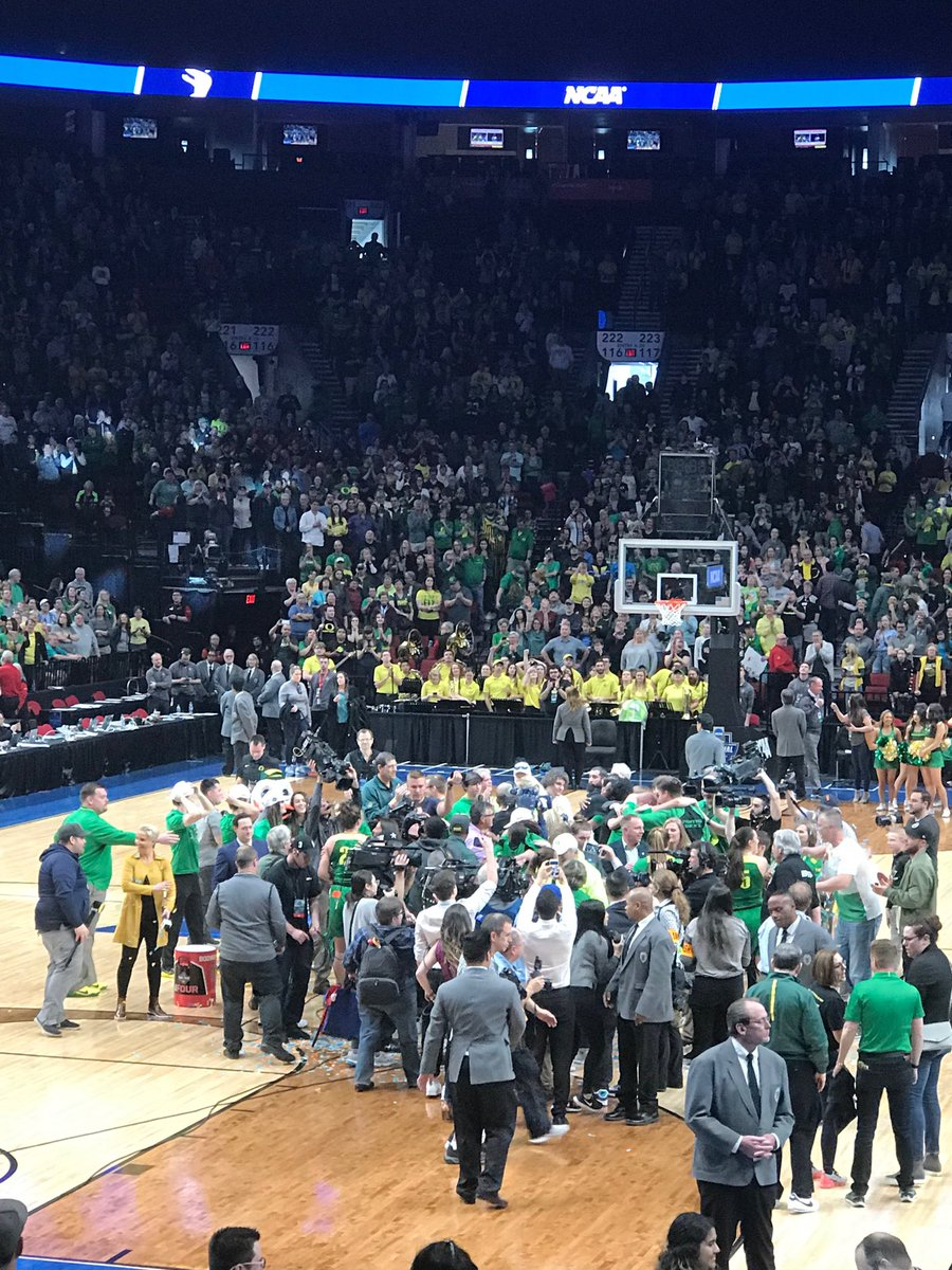 #GoDucks   After party- final four