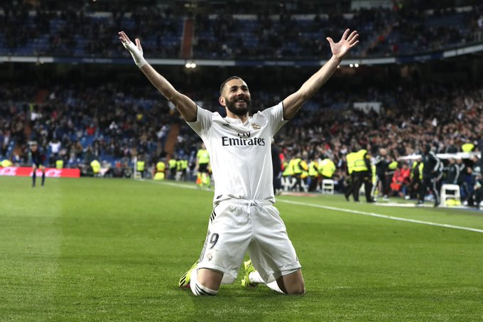 View image on Twitter  LEGEND! BENZEMA SETS A NEW RECORD THAT MESSI, RONALDO, RAUL, SUAREZ FAILED TO ACHIEVE IN THEIR CAREER D3A8FKpWkAIPhF8 format jpg name small