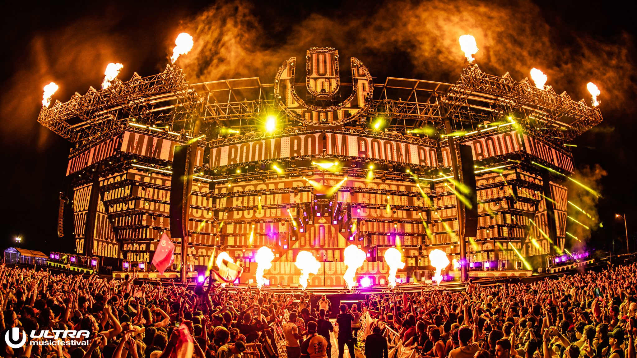 Where Is Ultra Music Festival 2020 Ultra Music Festival Confirms 2020 Miami Event Dates