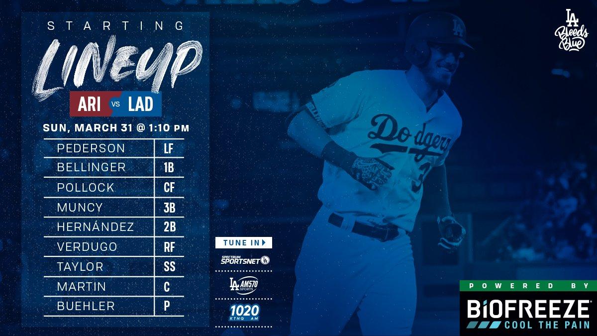 85b52ee4c Los Angeles Dodgers on Twitter: