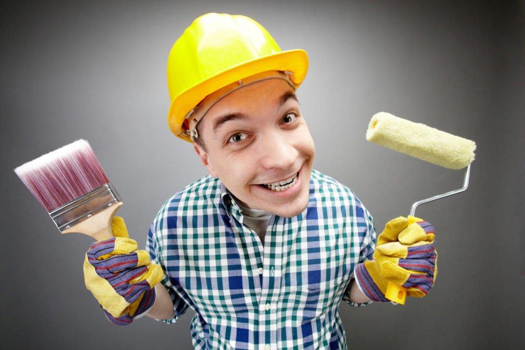 Для, прикольные картинки строительных материалов