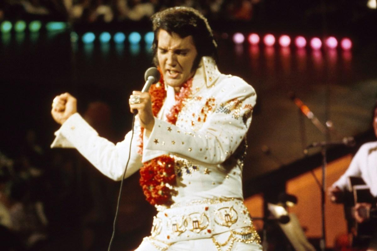 Five male stars are in the running to play Elvis in Baz…
