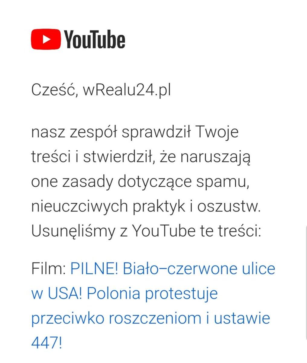 Uwaga Protesty środowisk Polonijnych W Usa Przeciwko Prawu