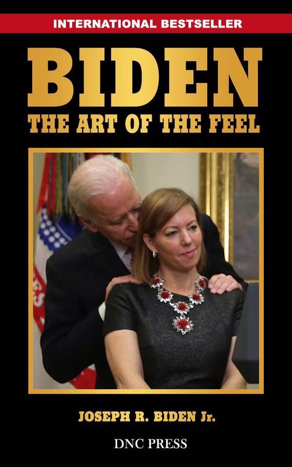 Creepy Joe Biden is back at it #MeToo'd   TigerDroppings.com