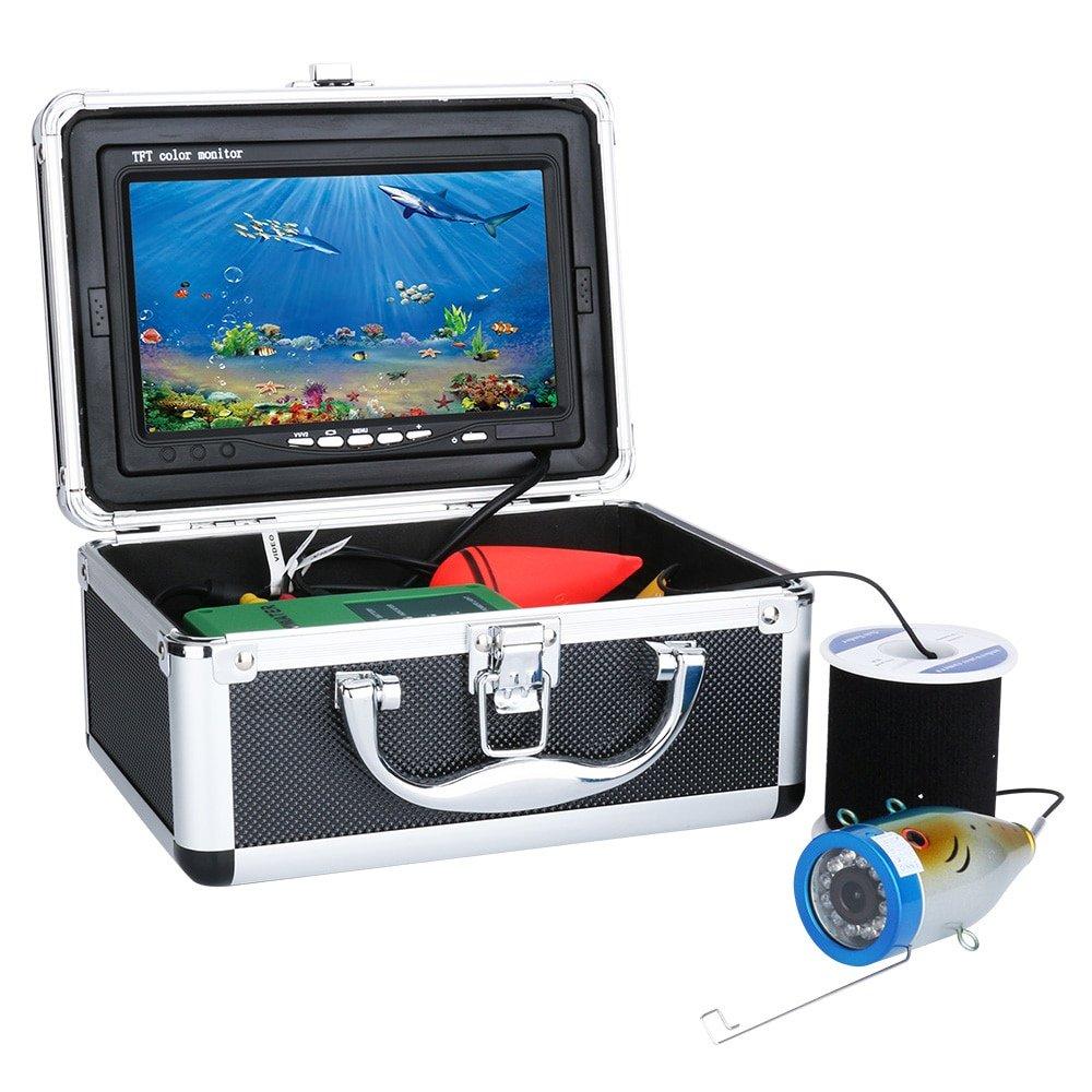 Камера на зимнюю рыбалку