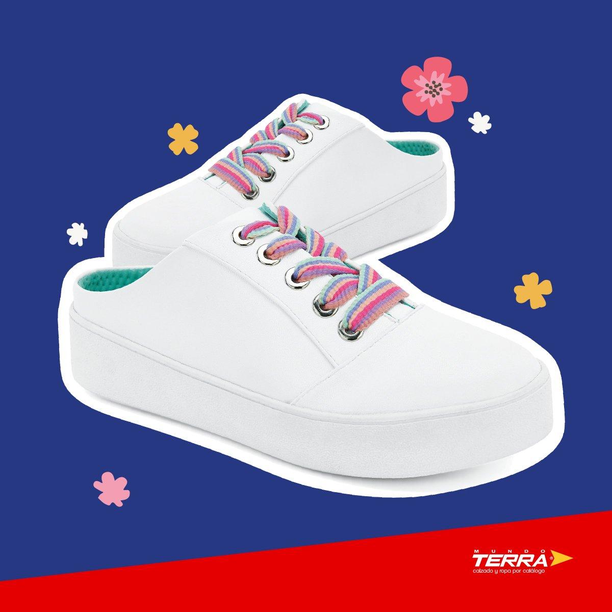 ¿Cuál es tu par de tenis favorito?   #mundoterra #shoes #loveshoes #look #outfit #primavera #loveit #ropa #zapatos #fashion #moda https://t.co/Zd0sbSMuT9