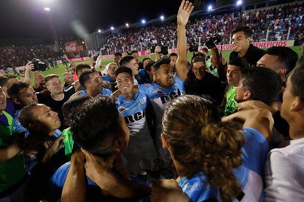 Расинг стал чемпионом Аргентины 2018/2019 - изображение 1