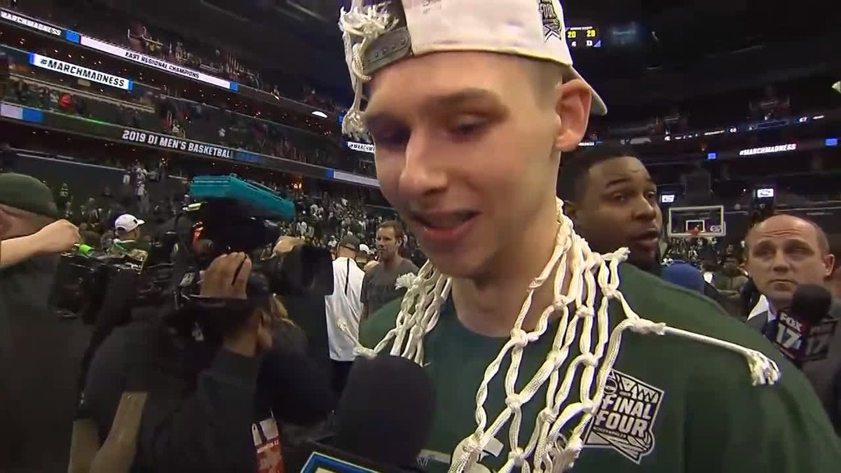 Matty McFinish, any thoughts about that win, and this @MSU_Basketball team?  #MarchMadness x #MarchOnBTN