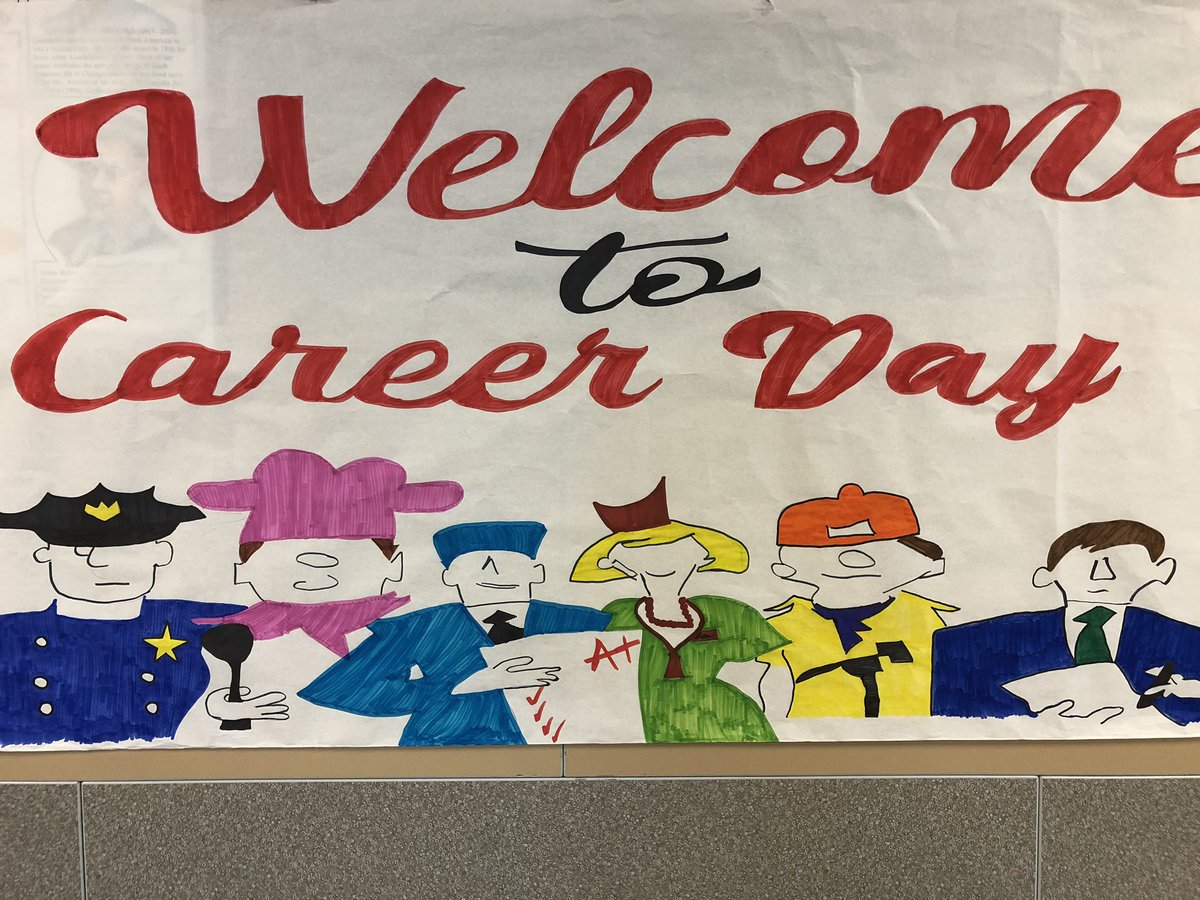 Rodeo Palms Jr High On Twitter We Make The Commitment To Prepare Kids For The Future Thank You To The 35 Presenters Who Shared Knowledge About Their Profession During Our Inaugural Career Day It
