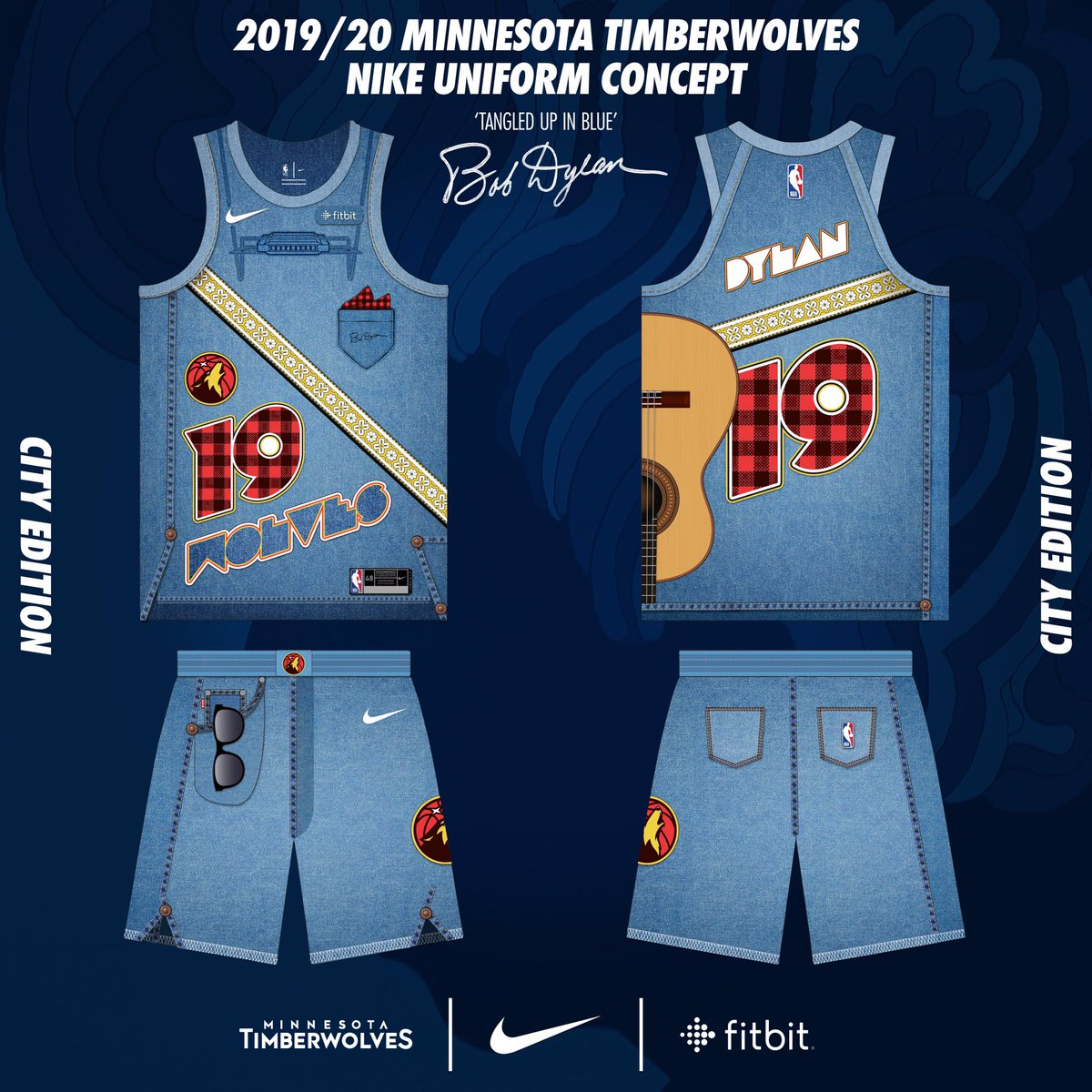 Timberwolves On Twitter The Jerseys They Are A Changin