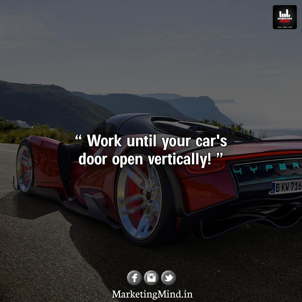 Marketing Mind S Tweet Work Hard And Achieve All The Things You