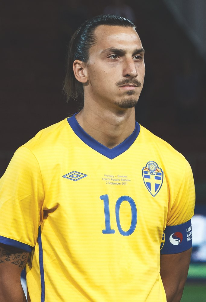Hes the worlds third-most decorated active footballer The only player to score for 6 clubs in the UCL. By scoring against Portland Timbers, Zlatan Ibrahimović has become the Swedish player with the most career goals in history (514), surpassing Gunnar Nordahl.