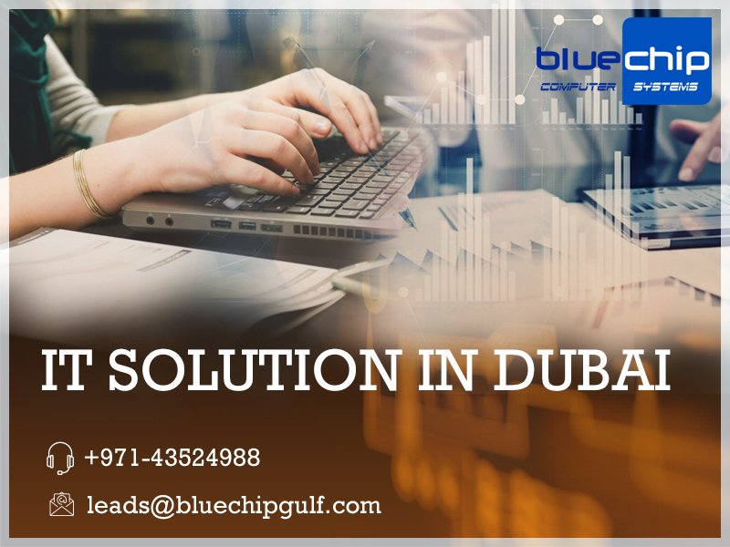 Finding the right IT services in Dubai can be difficult. At Bluechip Computer Systems LLC, we've got IT solutions for business regardless of company size. Call us Today : (+971) 43524988, (+971)-556260687  Website: https://www.bluechipgulf.ae/  #itsolutions #itsupport #itdubai #dubaipic.twitter.com/OUxLrTehIQ