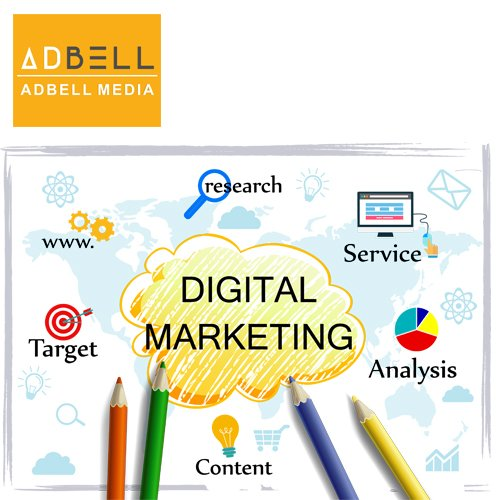 Top digital marketing agency in Noida