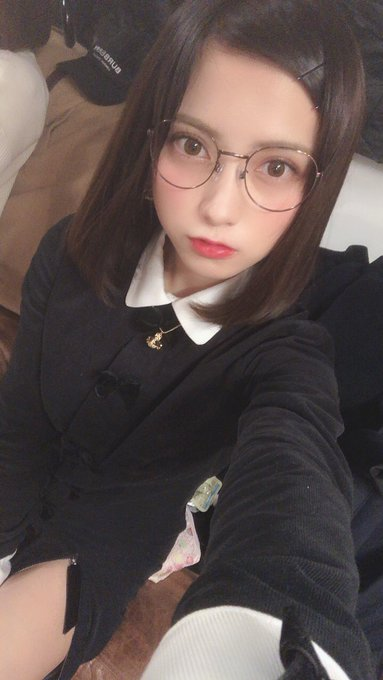 グラビアアイドル桃月なしこのTwitter自撮りエロ画像51