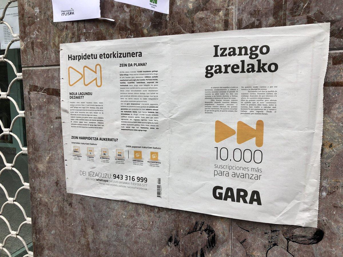 @Putzuzulo-ren egoeraz eta #explioGARA atzoko @ahuntzarraio irratsaioan #Zarautz http://www.arraio.eus/deskargak/2019/Ahuntzaren_Gauerdiko_Eztula/2019-03-31-expolioGara.ogg…