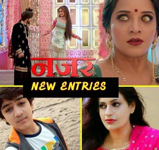 #SuperExclusive #DevishAhuja and #PriyamvadaSingh to enter in @StarPlus #Nazar  @GossipsTv 😊