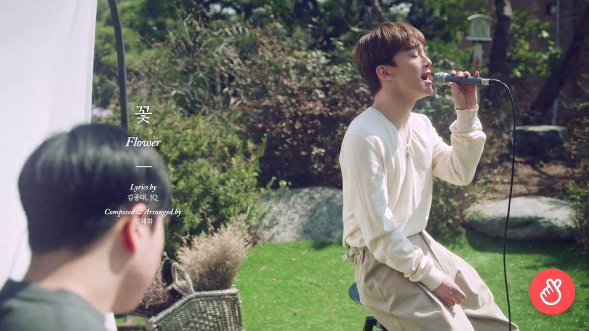 Erlinzhang Hiatus On Twitter Exo S Chen Debut Album Album April And A Flower Song Flower ʽƒ Track 1 Lyrics By Kim Jongdae Chen Jq Composed Arranged By Kim Jehwi