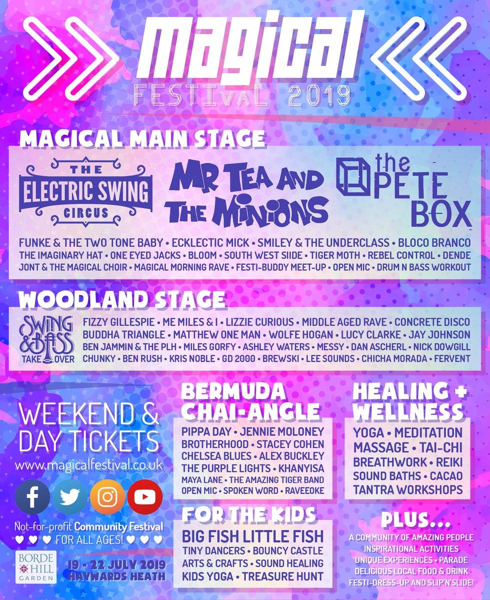 Magical Festival (@festivalmagical) | Twitter