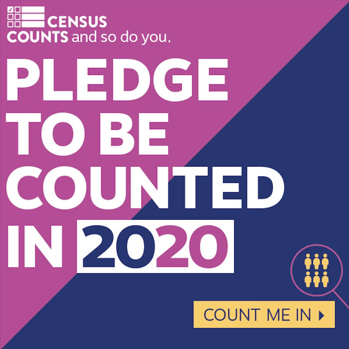 "Census Counts on Twitter: ""Happy Census Day of Action! We're ..."