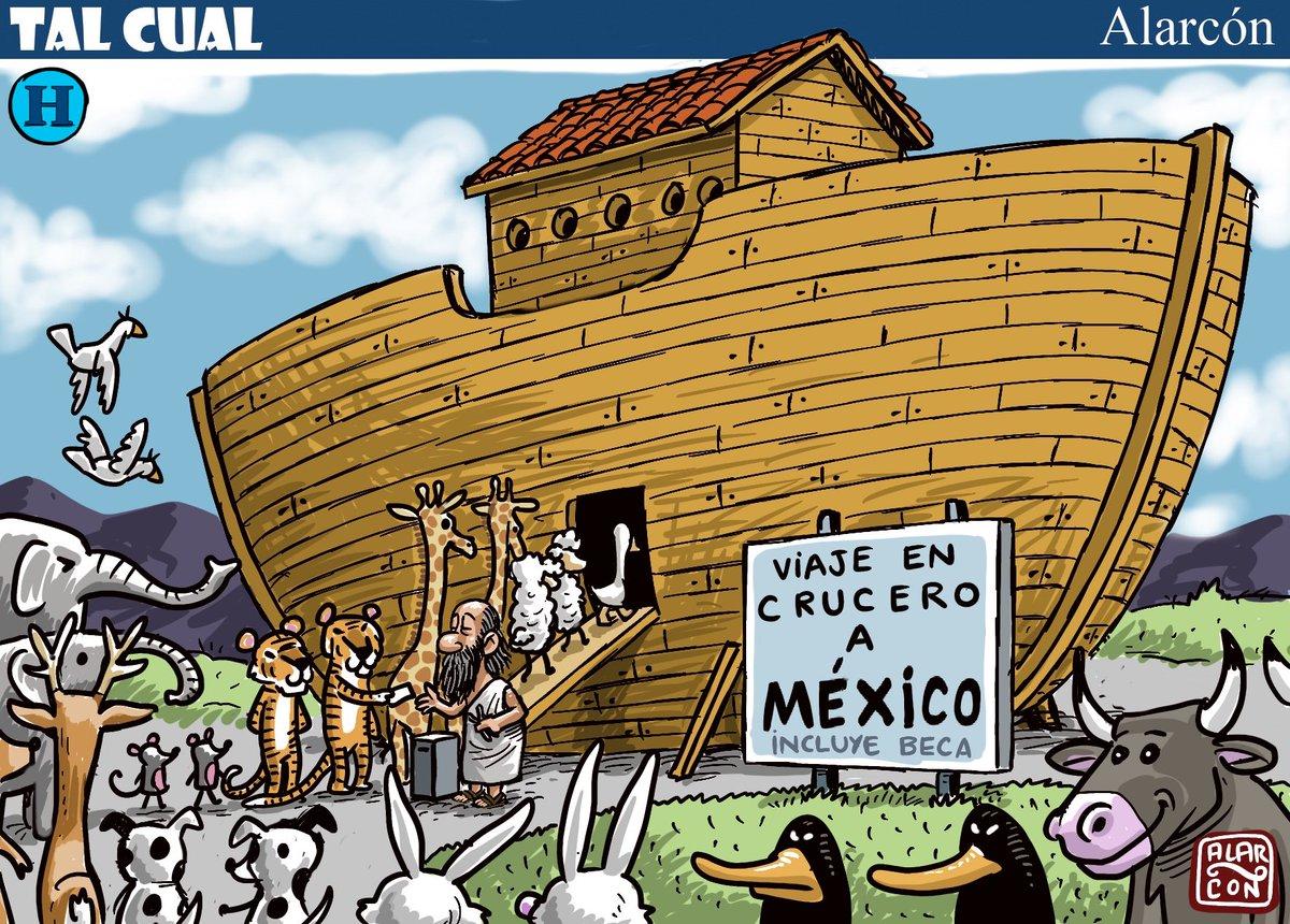 Crucero México - Alarcón