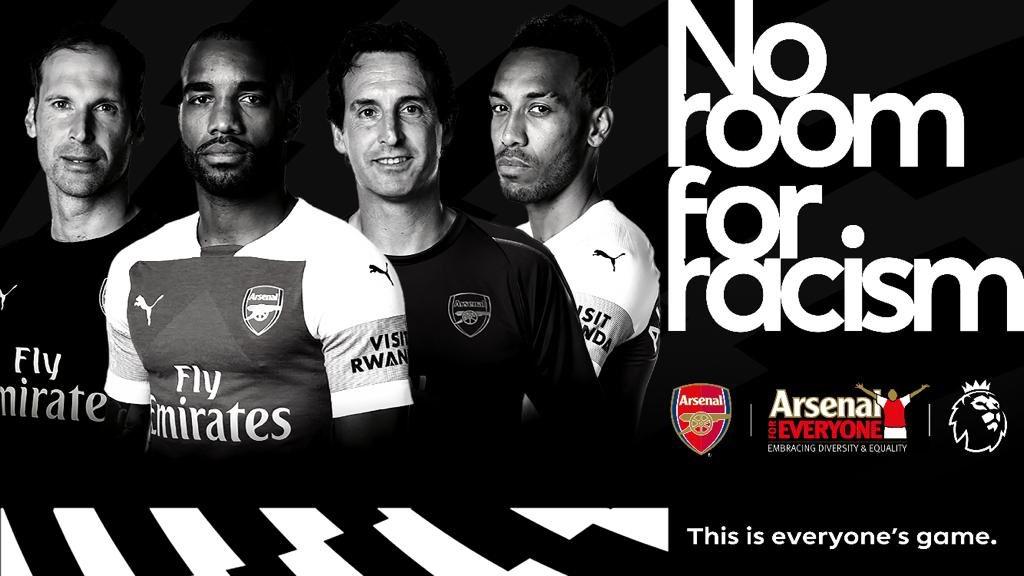 #ArsenalForEveryone