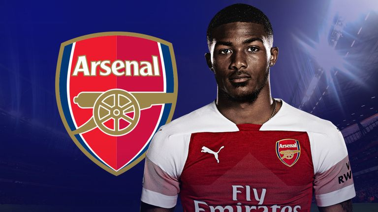 9c2b6b595bd Ainsley Maitland-Niles admits Arsenal are now dreaming of a return to the  Champions League.
