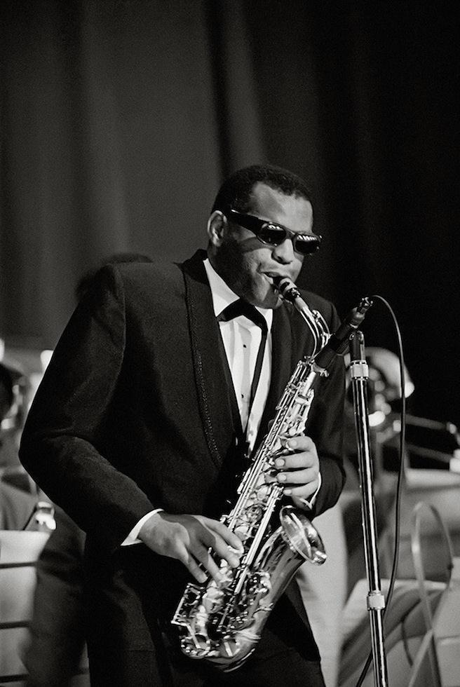 Ray Charles Photo by Joe Alper  #RnB #RayCharlespic.twitter.com/GshgFUV8r1