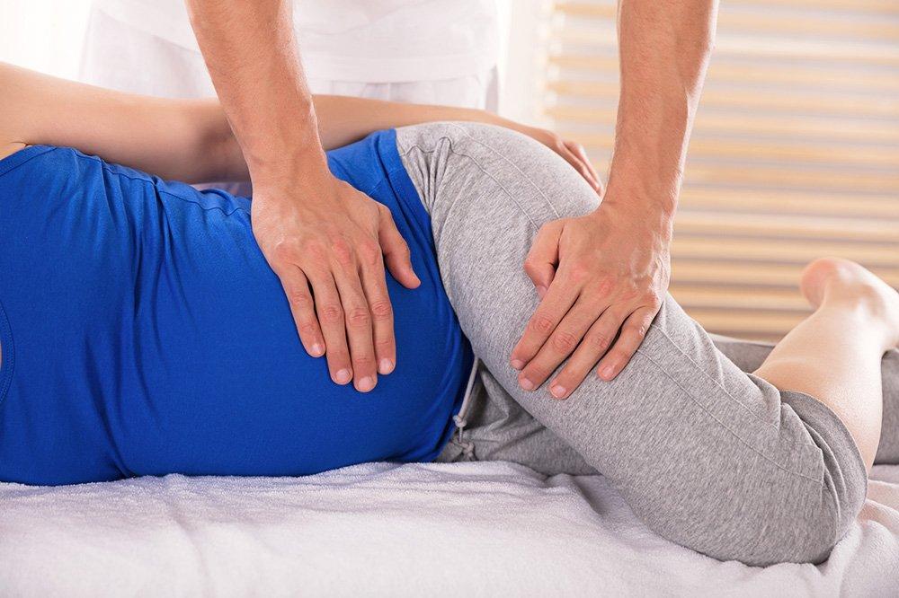dolor pélvico y yoga