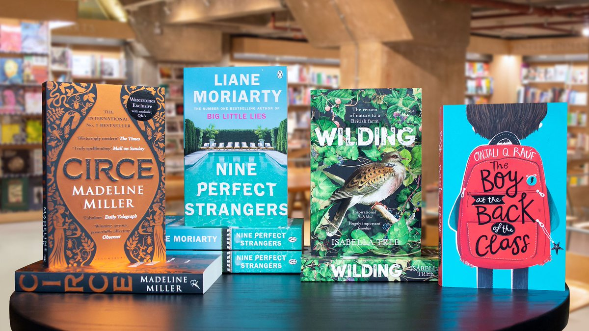 Waterstones On Twitter A Woman Reshaped By Magic A Landscape