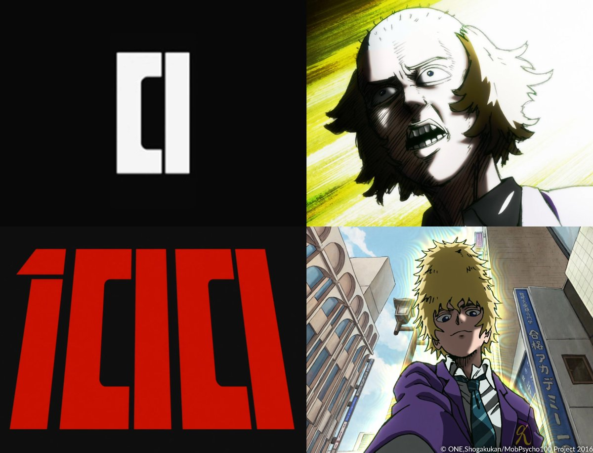 🚨~ MOB PSYCHO FROM 0 - 100 CONTEST ~ 🚨  Create your own 0-100 image using the template in the thread to be 1 of 3 random winners to receive a Mob Psycho wall scroll!