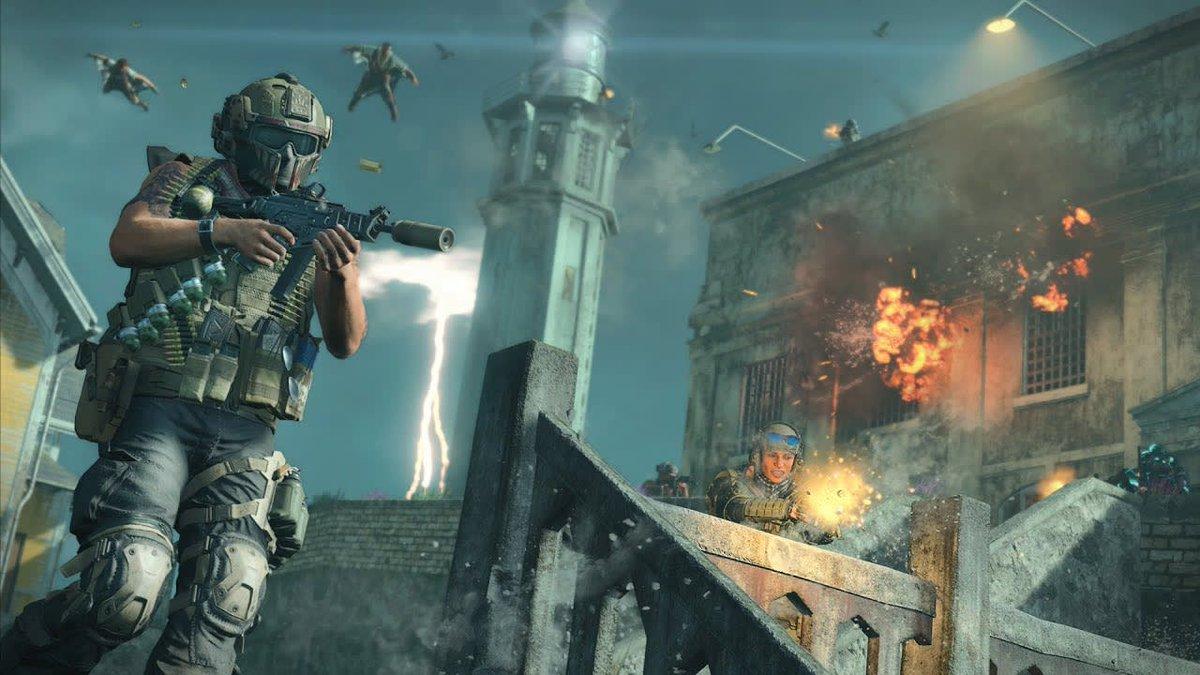 Call of Duty: Black Ops 4 Alcatraz