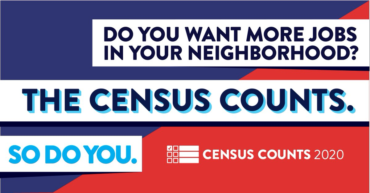 2020 Census Counts on Twitter:
