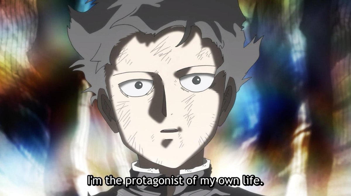 Mob psycho 100 ii went so hard for that finale every second was an absolute masterpiece i need to sit down for a bit pic twitter com mpsyxymwtb