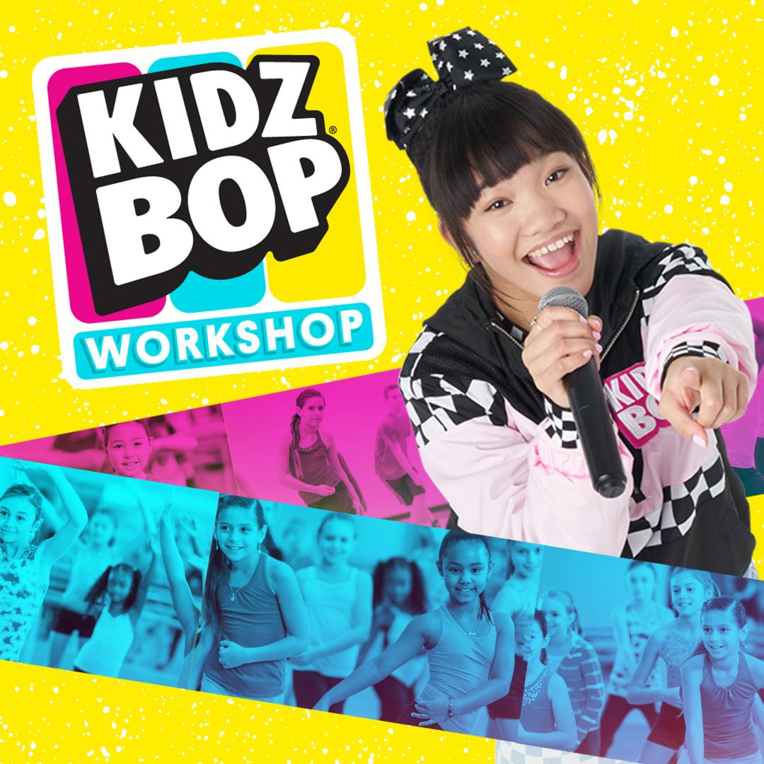 df2af4d89 Learn dancing, singing and performance techniques from official KIDZ BOP  choreographers and vocals coaches, and meet the @KIDZBOP Kids!