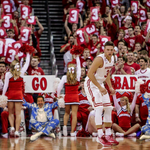 Image for the Tweet beginning: No #UWBadgers in #FinalFour this
